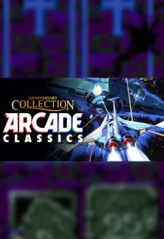 Get Free Anniversary Collection Arcade Classics