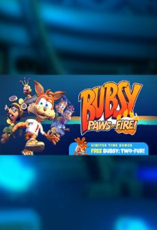 Get Free Bubsy: Paws on Fire!