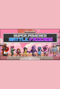 Get Free Super Powered Battle Friends