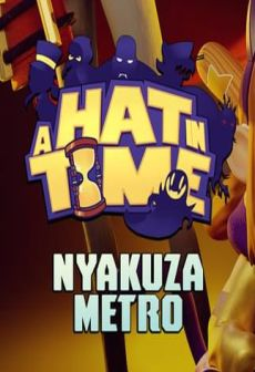 Get Free A Hat in Time - Nyakuza Metro + Online Party