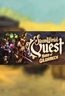 Get Free SteamWorld Quest: Hand of Gilgamech