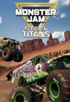 Get Free Monster Jam Steel Titans