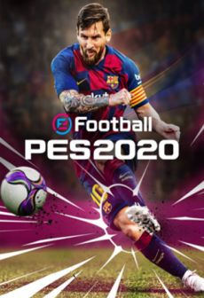 Get Free eFootball PES 2020 Standard Edition