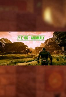 Get Free E06-Anomaly