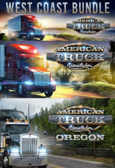 Get Free American Truck Simulator West Coast Bundle