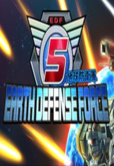 Get Free EARTH DEFENSE FORCE 5