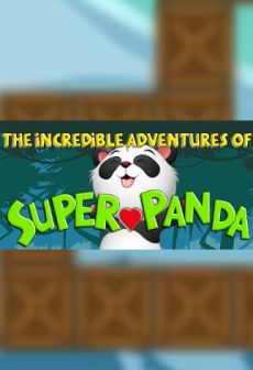 Get Free The Incredible Adventures of Super Panda