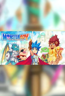 Get Free Monster Boy and the Cursed Kingdom