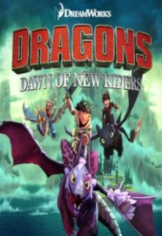 Get Free DreamWorks Dragons Dawn of New Riders