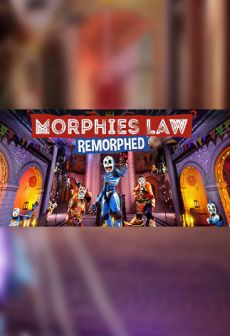Get Free Morphies Law: Remorphed