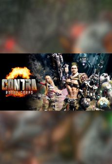 Get Free CONTRA: ROGUE CORPS