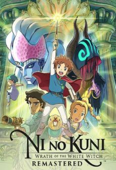 Get Free Ni no Kuni Wrath of the White Witch Remastered