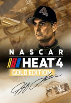 Get Free NASCAR Heat 4 | Gold Edition
