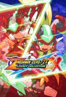 Get Free Mega Man Zero/ZX Legacy Collection -