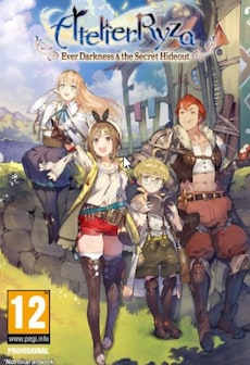 Get Free Atelier Ryza: Ever Darkness & the Secret Hideout (Digital Deluxe Edition)