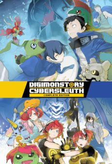 Get Free Digimon Story Cyber Sleuth: Complete Edition