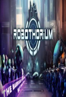 Get Free Robothorium: Cyberpunk Dungeon Crawler