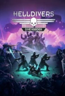 Get Free HELLDIVERS Dive Harder Edition