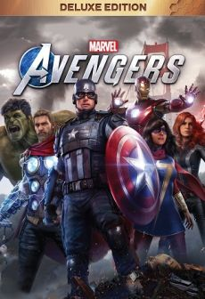 Get Free MARVEL'S AVENGERS   Deluxe Edition