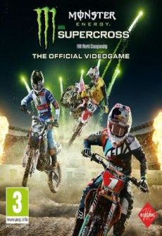 Get Free Monster Energy Supercross 3 The Official Videogame