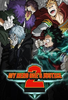 Get Free MY HERO ONE'S JUSTICE 2 Deluxe Edition