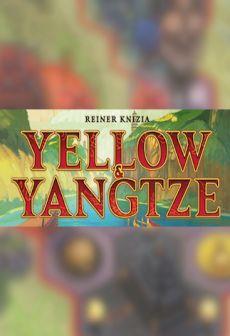 Get Free Reiner Knizia Yellow & Yangtze