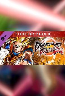 Get Free DRAGON BALL FIGHTERZ - FighterZ Pass 3 (DLC)
