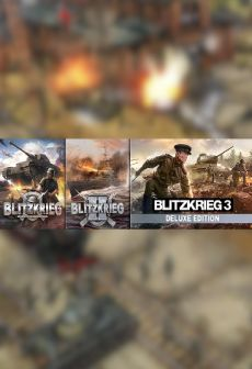 Get Free BLITZKRIEG: COMPLETE COLLECTION
