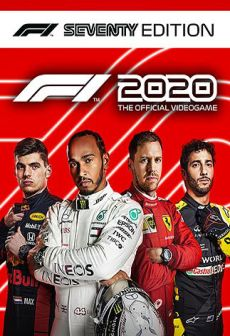 Get Free F1 2020 | Seventy Edition