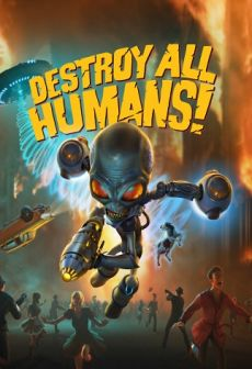Get Free Destroy All Humans! Remake