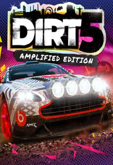 Get Free DIRT 5   Amplified Edition