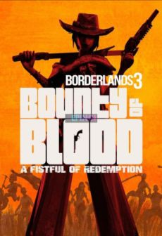 Get Free Borderlands 3: Bounty of Blood (PC) - Steam Key -