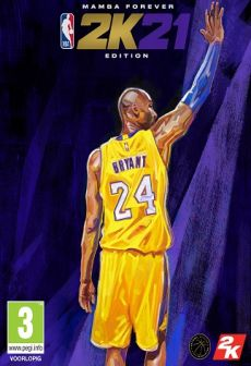 Get Free NBA 2K21 | Mamba Forever Edition