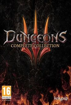 Get Free Dungeons 3 - Complete Collection