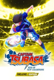 Get Free Captain Tsubasa: Rise of New Champions   Deluxe Month One Edition