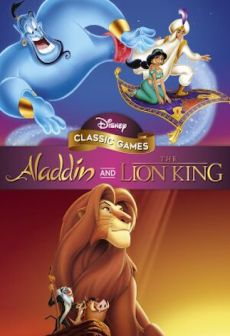 Get Free Disney Classic Games: Aladdin and The Lion King