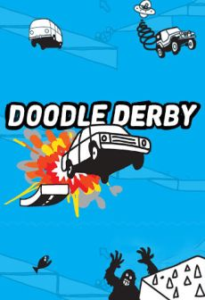Get Free Doodle Derby (PC) - Steam Key -