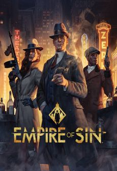 Get Free Empire of Sin