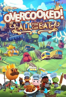 Get Free Overcooked! All You Can Eat
