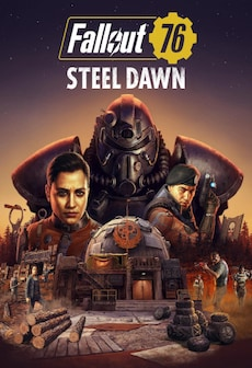 Get Free Fallout 76: Steel Dawn | Deluxe Edition