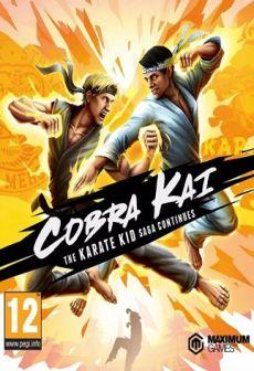 Get Free Cobra Kai: The Karate Kid Saga Continues
