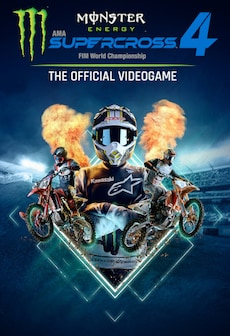 Get Free Monster Energy Supercross - The Official Videogame 4