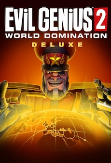Get Free Evil Genius 2: World Domination | Deluxe Edition